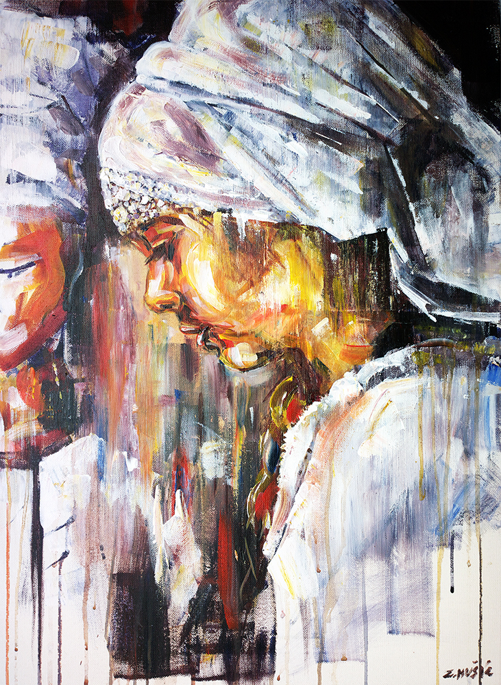 Contemporary Art Paintings By Zlatko Music